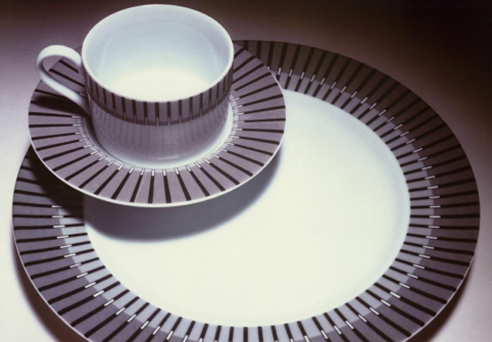 Elements Flatware. Dinnerware Collections. & Sasaki « David Tisdale Design